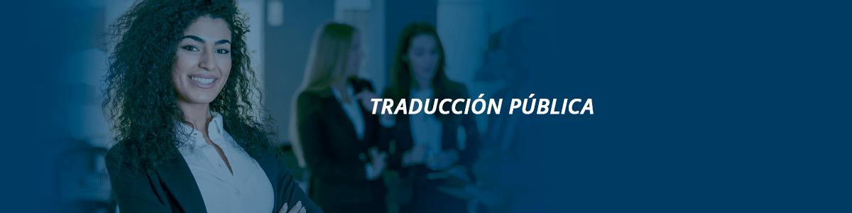 Traducion publica